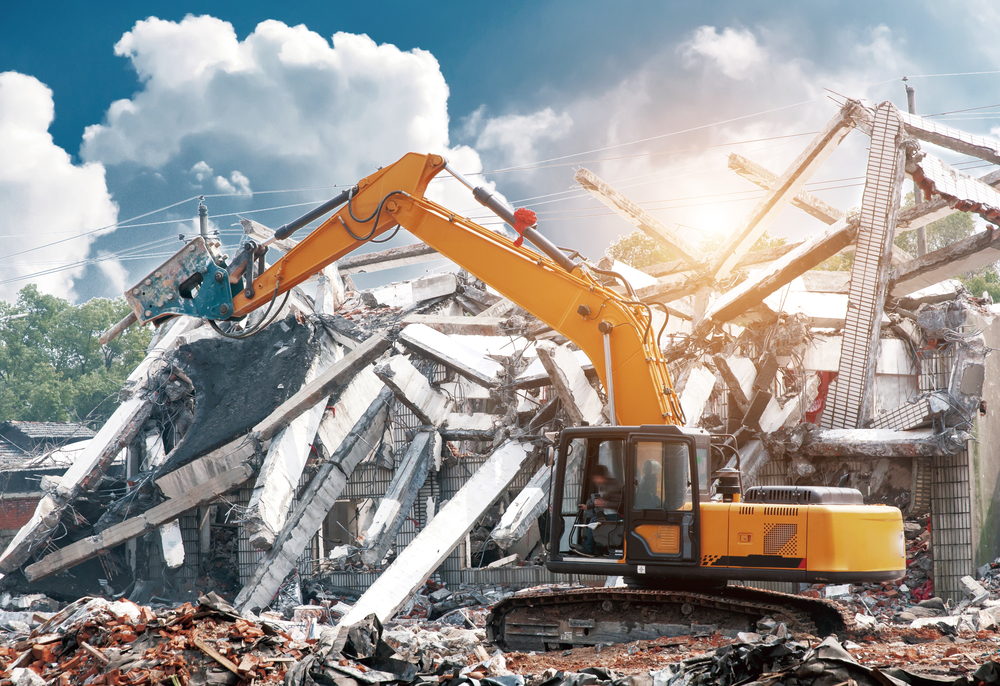 Demolition Service | Orange County Tri Span Construction Contracting Firm