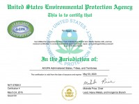 United States Environmental Protection Agency – EPA