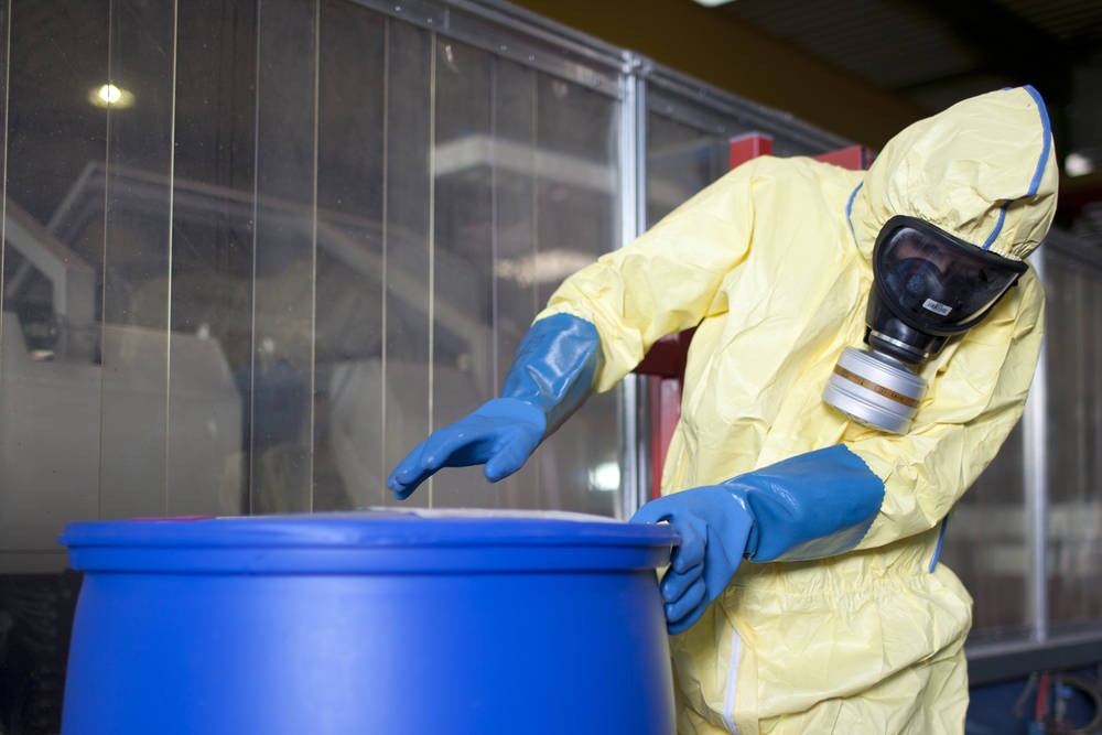 Handling the Stress of a Hazardous Materials Spill | Orange County Contractors